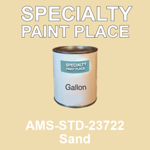 AMS-STD-23722 Sand - Federal Standard 595 gallon