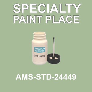 AMS-STD-24449  - Federal Standard 595 2oz bottle