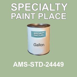 AMS-STD-24449  - Federal Standard 595 gallon