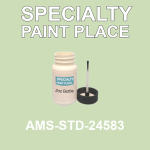 AMS-STD-24583  - Federal Standard 595 2oz bottle