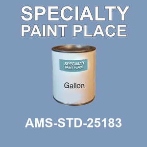 AMS-STD-25183  - Federal Standard 595 gallon