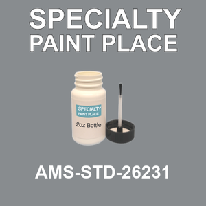 AMS-STD-26231  - Federal Standard 595 2oz bottle