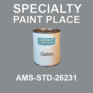 AMS-STD-26231  - Federal Standard 595 gallon