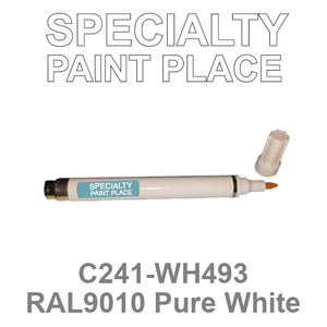 C241-WH493 RAL9010 Pure White - Cardinal pen