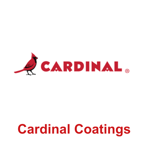 Cardinal Touch Up Paint Aerosol Can