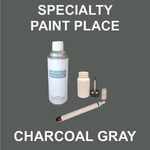 CHARCOAL GRAY - Architectural Touch Up Paint - Kit