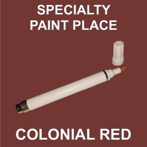 COLONIAL RED - Architectural Touch Up Paint - Pen
