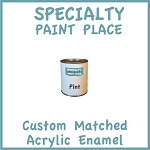 Custom Matched Pint Can