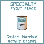 Custom Matched Quart Can