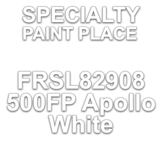FRSL82908 500FP Apollo White