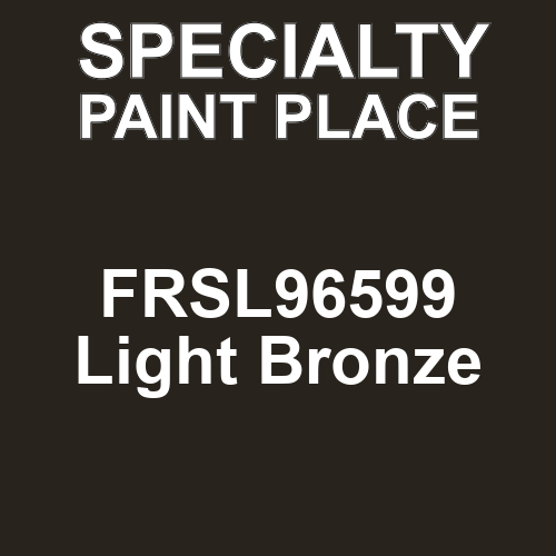 FRSL96599 Light Bronze