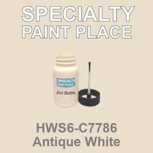 HWS6-C7786 Antique White - Sherwin Williams 2oz bottle
