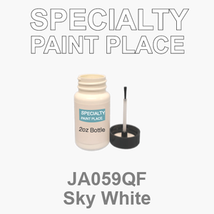 JA059QF Sky White - AkzoNobel 2oz bottle