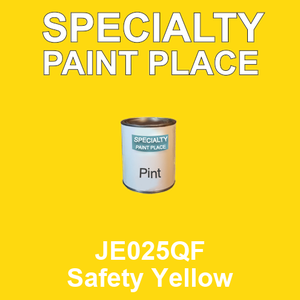 JE025QF Safety Yellow - AkzoNobel pint