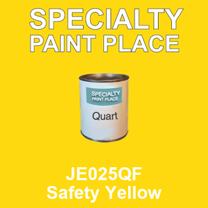 JE025QF Safety Yellow - AkzoNobel quart
