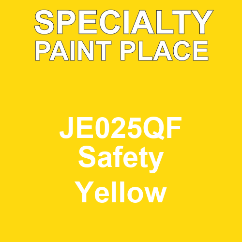 JE025QF Safety Yellow
