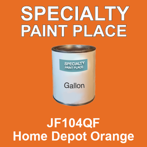 JF104QF Home Depot Orange - AkzoNobel gallon