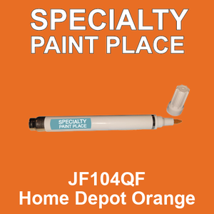 JF104QF Home Depot Orange - AkzoNobel pen