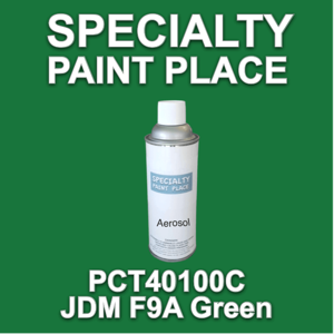 PCT40100C JDM F9A Green - PPG - 16oz Aerosol Spray Can