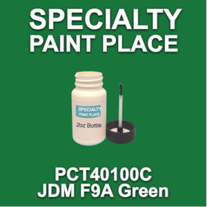 PCT40100C JDM F9A Green - PPG - 2oz Bottle with Brush