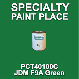 PCT40100C JDM F9A Green - PPG - Pint Can