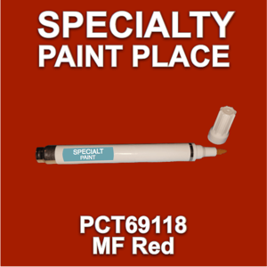 PCT69118 MF Red - PPG - Pen