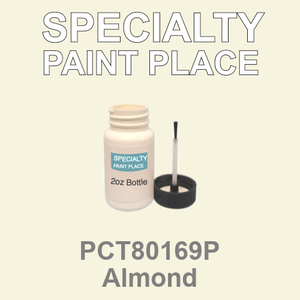 PCT80169P Almond - PPG - 2oz Bottle with Brush