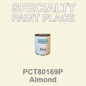 PCT80169P Almond - PPG - Pint Can
