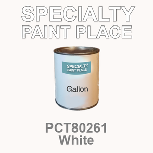 PCT80261 white - PPG - Gallon Can