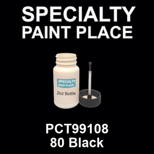 PCT99108 80 Black - PPG 2oz bottle