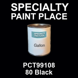 PCT99108 80 Black - PPG gallon