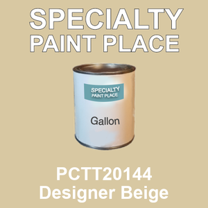 PCTT20144 Designer Beige - PPG - Gallon Can