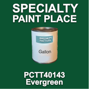 PCTT40143 Evergreen - PPG - Gallon Can