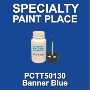 PCTT50130 Banner Blue - PPG - 2oz Bottle with Brush