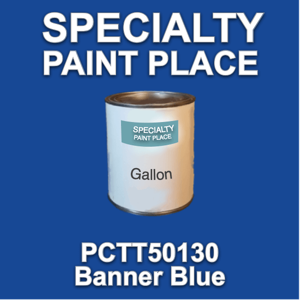 PCTT50130 Banner Blue - PPG - Gallon Can