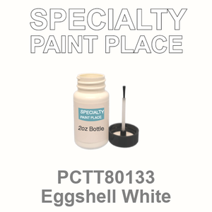 PCTT80133 Eggshell White - PPG - 2oz Bottle with Brush