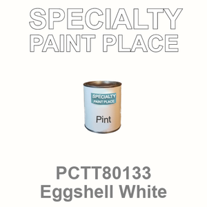 PCTT80133 Eggshell White - PPG - Pint Can