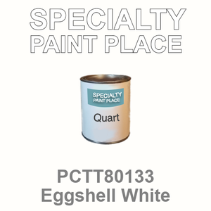 PCTT80133 Eggshell White - PPG - Quart Can