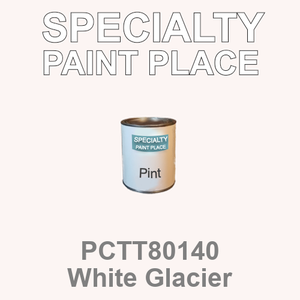PCTT80140 White Glacier - PPG - Pint Can