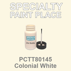 PCTT80145 Colonial White - PPG - 2oz Bottle with Brush