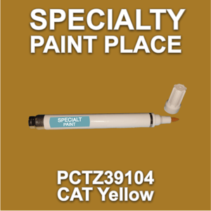 PCTZ39104 CAT Yellow - PPG - Pen