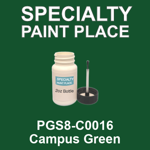 PGS8-C0016 Campus Green - Sherwin Williams 2oz bottle