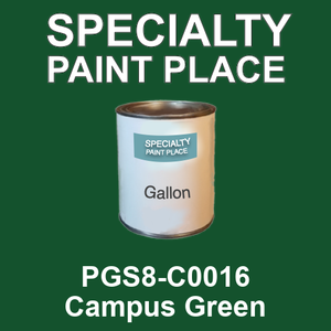 PGS8-C0016 Campus Green - Sherwin Williams gallon
