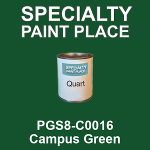 PGS8-C0016 Campus Green - Sherwin Williams quart