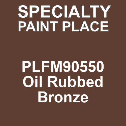 PLFM90550 Oil Rubbed Bronze