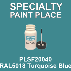 PLSF20040 RAL5018 Turquoise Blue - IFS 2oz bottle
