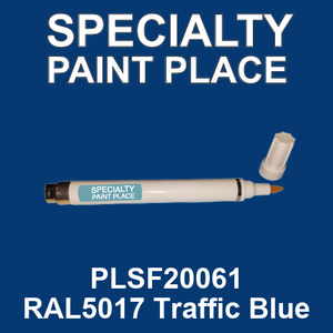 PLSF20061 RAL5017 Traffic Blue - IFS pen