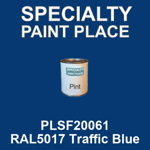 PLSF20061 RAL5017 Traffic Blue - IFS pint