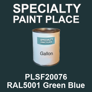 PLSF20076 RAL5001 Green Blue - IFS gallon