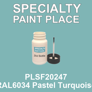 PLSF20247 RAL6034 Pastel Turquoise - IFS 2oz bottle